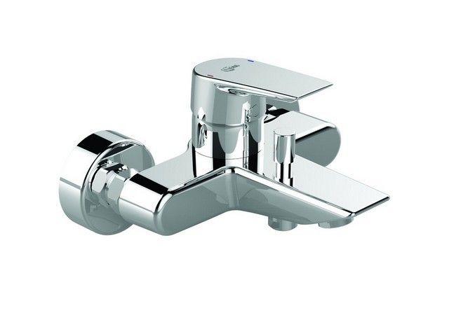 Ideal Standard Tesi Badewannenarmatur Aufputz Gussauslauf Ausladung 157 mm Aufputz chrom A6695AA