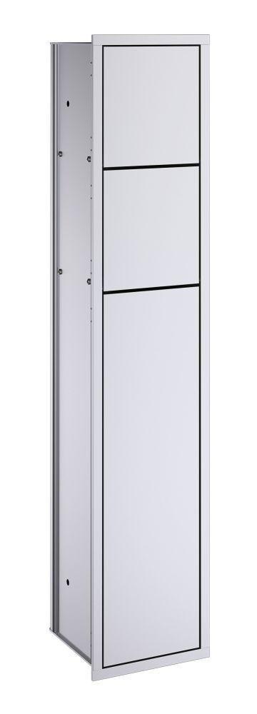 Emco asis WC-Modul 978305052 Unterputz, Türanschlag rechts