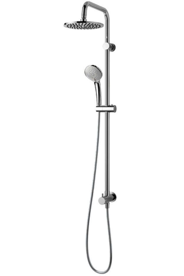 Ideal Standard Duschsystem Idealrain chrom H:1051 Ø: 200 Ausladung: 307 Unterputz A5689AA