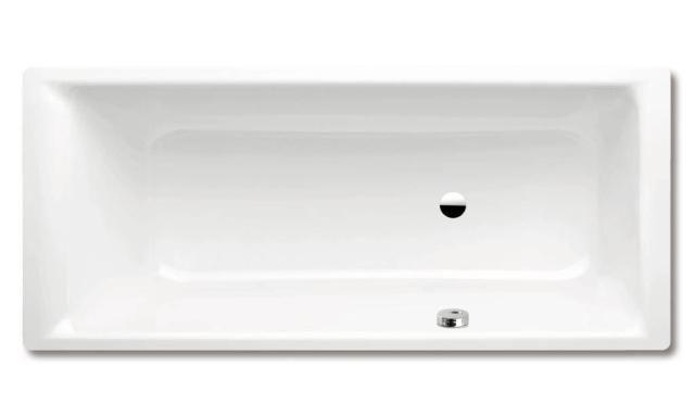 Kaldewei Ambiente PURO 657 Badewanne Rechteck 180x80cm alpinweiß Perl-Effekt Antislip 256730003001