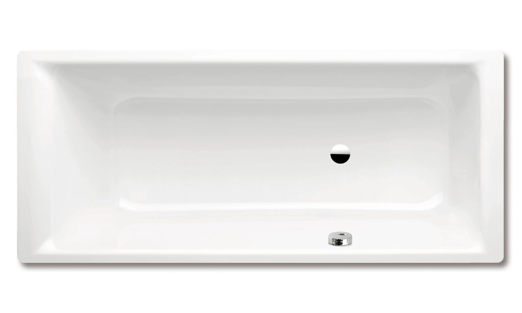 Kaldewei PURO Badewanne 80x180cm Antislip alpinweiß Perl-Effekt 256727063001