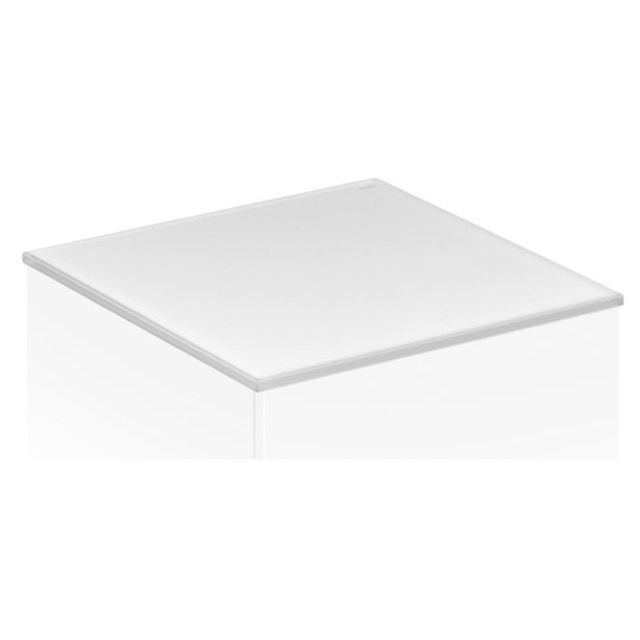 Keuco Edition 11 Abdeckplatte Cristallinglas 1050x3x524 mm trüffel 31324149000