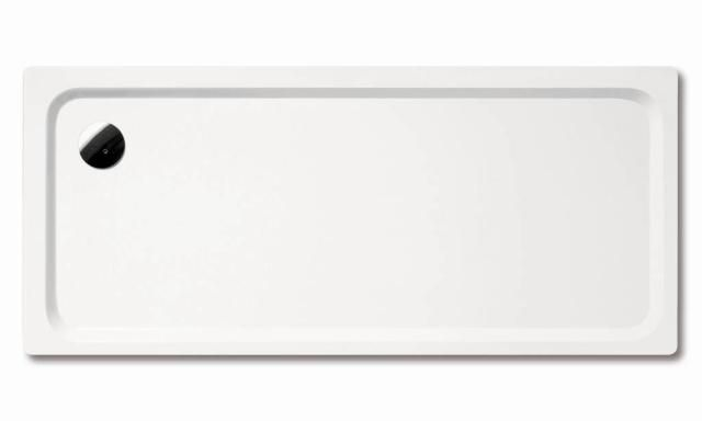 Kaldewei Avantgarde SUPERPLAN XXL 408-2 Duschwanne Rechteck 70x140x3,9cm alpinweiß Antislip mit Wannenträger 430835000001