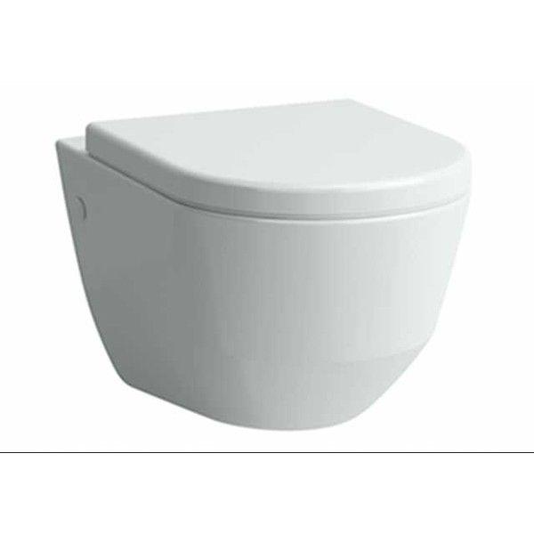 Laufen Pro WC-Sitz mit Deckel mit Absenkautomatik abnehmbar manhattan H8969510370001