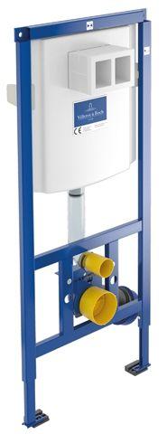 Villeroy & Boch ViConnect WC-Element B:52,5xH:112xT:13,5cm 92246100