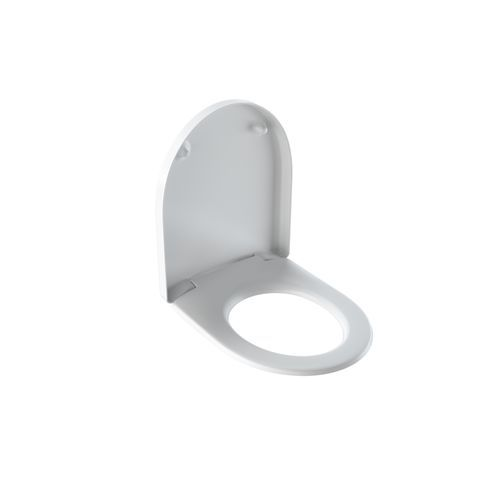 Geberit Keramag iCon WC-Sitz mit Absenkautomatik weiß 574130000