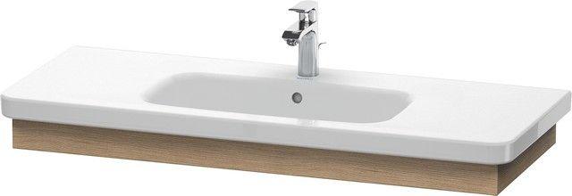 Duravit DuraStyle Waschtischblende B:113xH:8,4xT:44,8cm europäische eiche DS608305252