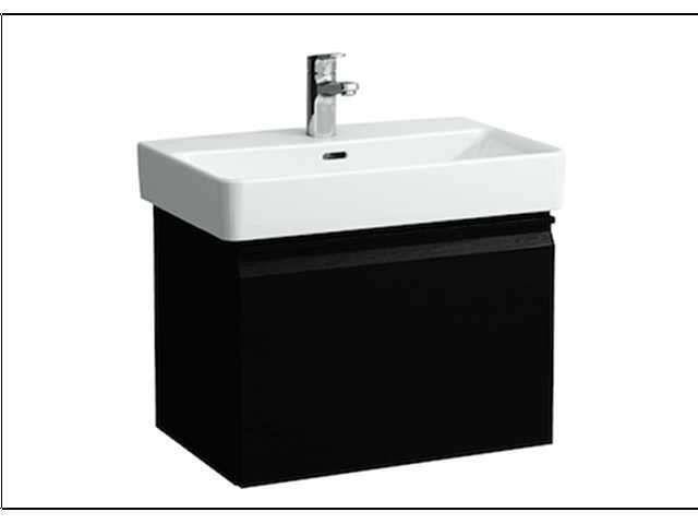 Laufen Pro S Waschtischunterschrank B:57cm T:39cm H:37cm 1 Schublade weiß matt H4830310954631