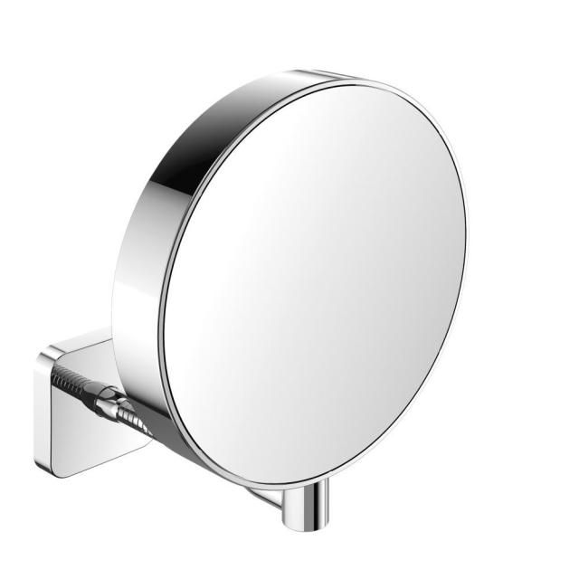 Emco Rasier- und Kosmetikspiegel 3-/7-fach, 109500114, chrom, Wandmodell