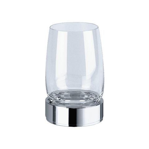 Keuco Elegance Kristallglas Ersatzglas ohne Halter 01650006000
