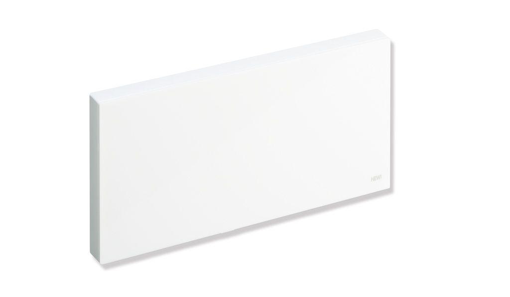 Hewi Montageplatte mit Abdeckung für Sitze 37 B:24xH:10,5xT:1,5cm reinweiß 950.51.01690 99