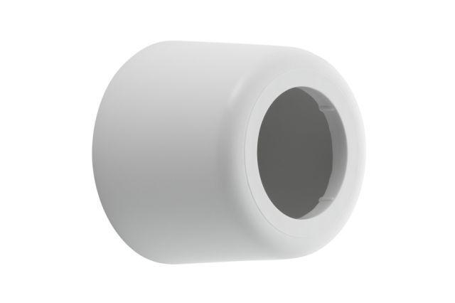 Geberit Wandrosette tief einteilig D50 D8 5cm weiß-alpin 854909111