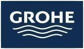 GROHE Druckschlauch flexibel M15x1 x3/4 1500mm chrom 45417000