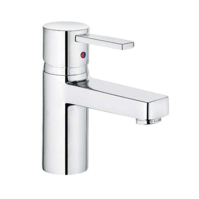 KLUDI ZENTA Waschtisch-Einhandmischer DN 10 ohne Ablaufgarnitur chrom 382510575