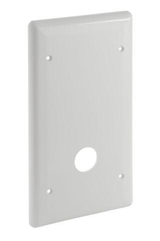 Geberit Abdeckplatte zu Unterputz-Geruchsverschluss für Waschbecken 254408111