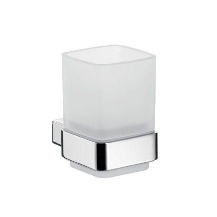 Emco Loft Glashalter 052001600, edelstahl-optik
