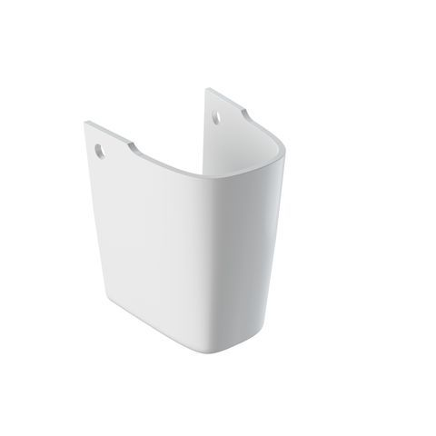 Geberit Keramag Renova Compact Halbsäule weiß 296250000