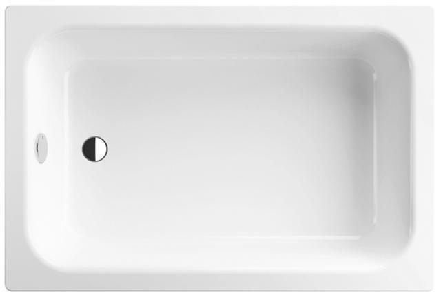 Bette Rechteck-Duschwanne L:100xB:100xT:28cm mit Antirutsch weiß 5610-000AR