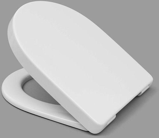 Hamberger Samar WC-Sitz weiß mit Absenkautomatik SoftClose Premium 531552