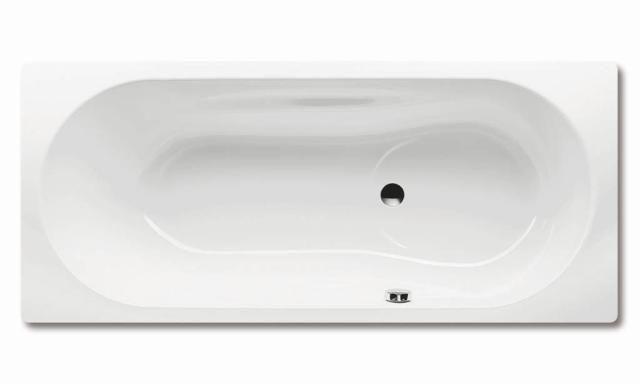 Kaldewei Ambiente VAIO SET 954 Badewanne Rechteck 170x75cm alpinweiß Perl-Effekt Vollantislip 233434013001
