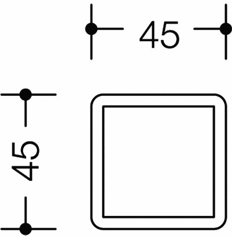 HEWI Piktogramme Felsgrau 713 95