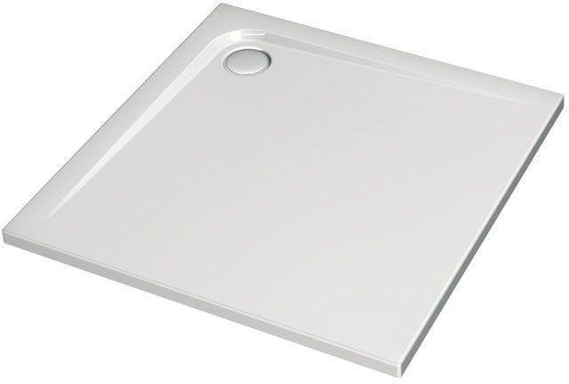 Ideal Standard Ultra Flat Rechteck-Duschwanne weiß H:47 B:1200 L: 1200 K517501