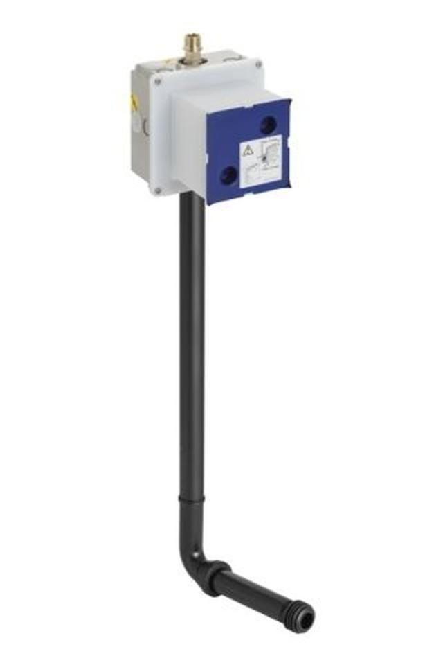 Geberit Urinal Rohbauset mit Spülrohr 116003001
