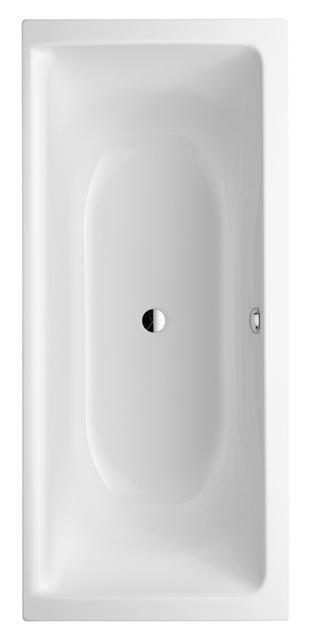 Bette Free Rechteck-Badewanne L:170xB:75xT:47,1cm mit Antirutsch weiß 6829-000AR
