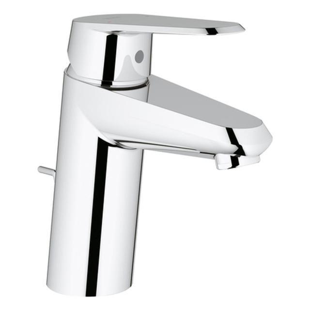 Grohe Eurodisc Cosmopolitan Einhand-Waschtischbatterie Zugstangen-Ablaufgarnitur chrom 33190002