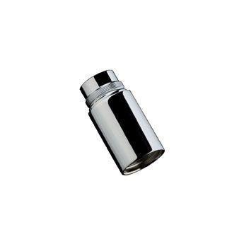 Hansgrohe 10495000 Verlängerung Axor Starck DN20 50 mm chrom für Wanneneinlauf