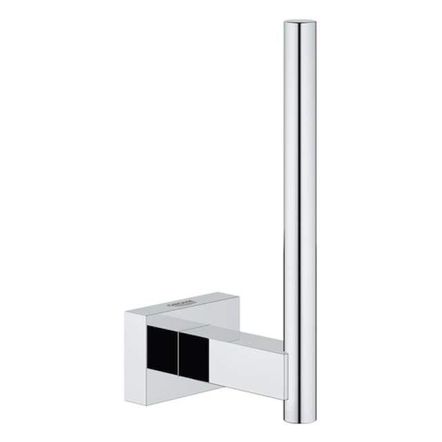 Grohe Essentials Cube Reservepapierhalter für Wandmontage chrom 40623001