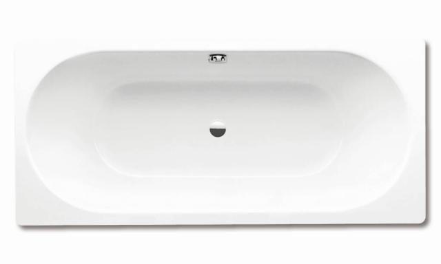Kaldewei Ambiente CLASSIC DUO 110 Badewanne Rechteck 180x80x43cm alpinweiß Perl-Effekt Vollantislip 291034013001