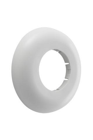 Geberit Wandrosette flach einteilig D50 weiß-alpin 854188111