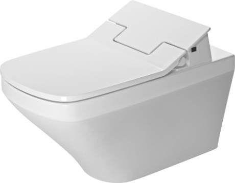 Duravit DuraStyle SensoWash Slim Dusch-WC-Set spülrandlos weiß 631001002004300