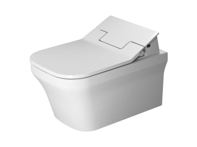 Duravit P3 Comforts Tiefspül-Wand-WC für SensoWash L:57cm weiß 2561590000