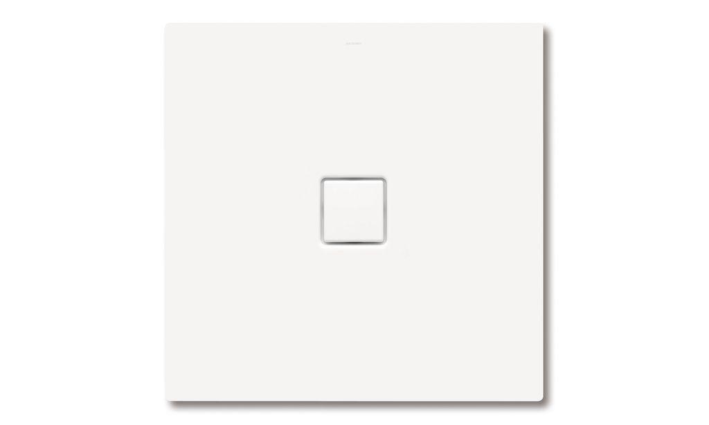Kaldewei Duschwanne CONOFLAT 852-1 80x80cm alpinweiß matt 466800010711