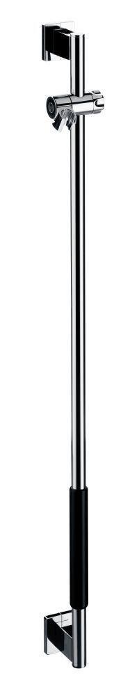 Emco System 2 Dusch-Haltegriff 357021210, chrom/schwarz