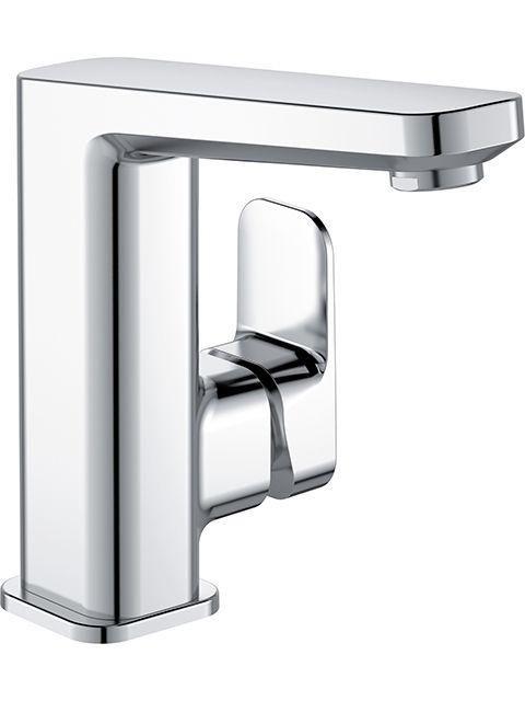Ideal Standard TONIC II Waschtischarmatur mit hohem Auslauf mit Ablaufgarnitur Ausladung 135mm chrom A6332AA