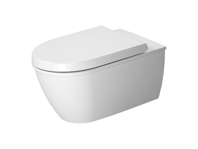 Duravit Darling New Tiefspül-Wand-WC L:62xB:37cm weiß mit Wondergliss 25440900001