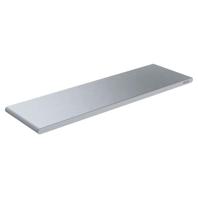 Keuco Edition 400 Duschablage aluminium silber eloxiert 11558170000