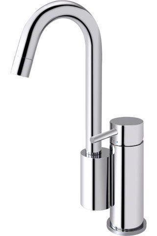 Ideal Standard Mara Einhebel-Waschtischarmatur mit Ablaufgarnitur mit hohem Auslauf chrom A9029AA