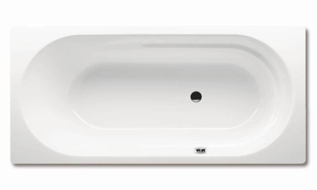 Kaldewei Ambiente VAIO 960 Badewanne Rechteck 170x80x43cm alpinweiß Perl-Effekt Antislip 234030003001
