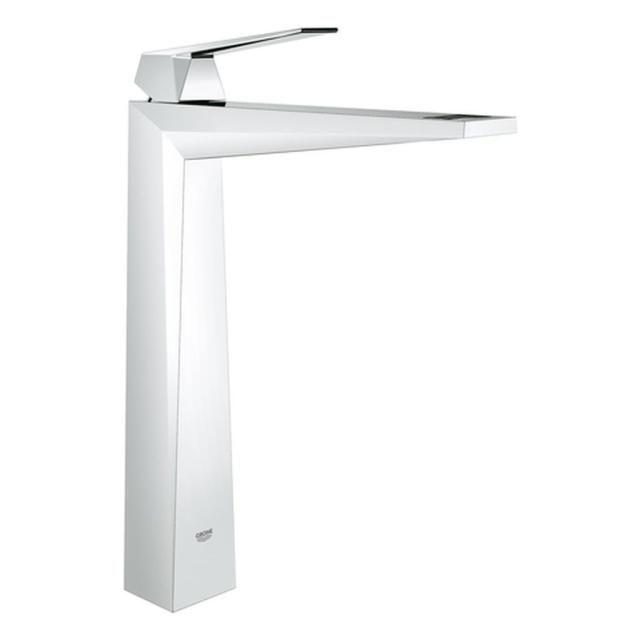Grohe Allure Brilliant Einhand-Waschtischbatterie für freistehende Waschschüsseln chrom 23114000