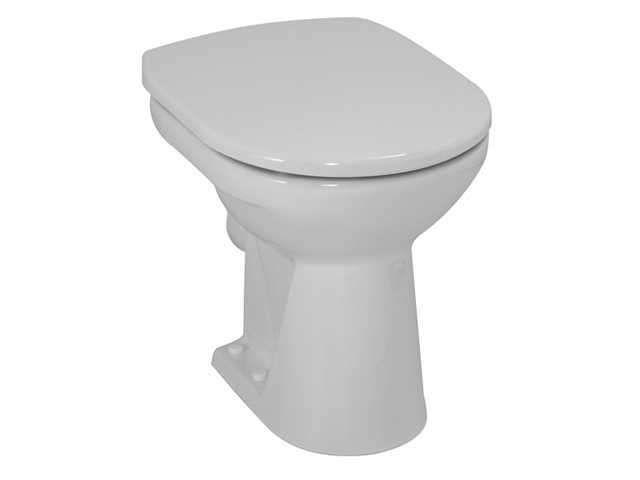 Laufen Pro Tiefspül-Stand-WC L:54,5xB:36cm weiß mit CleanCoat LCC H8219574000001