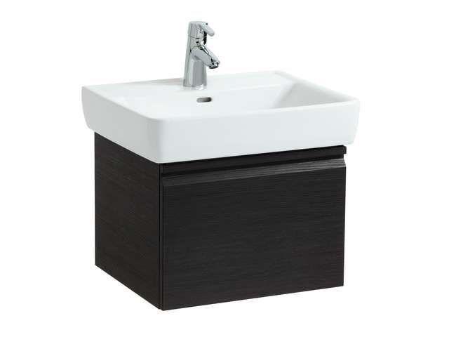 Laufen Pro A Waschtischunterschrank B:52cm T:45cm H:39cm 1 Schublade weiß matt H4830330954631
