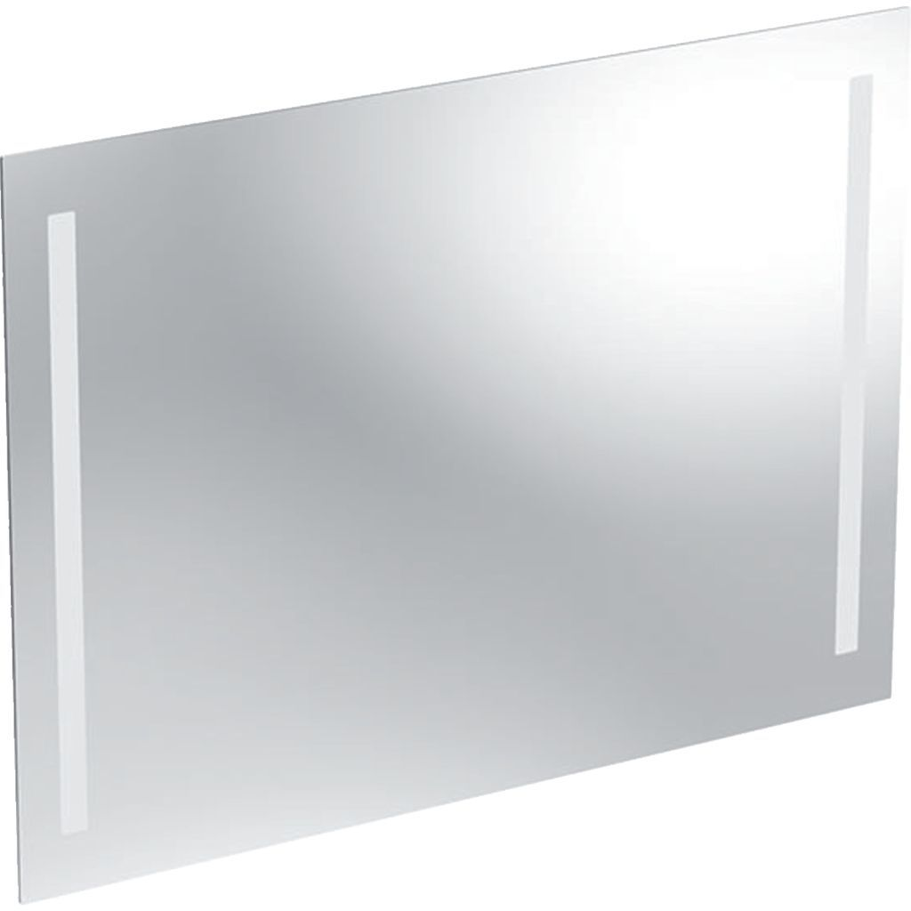 Geberit Option Basic Lichtspiegel Beleuchtung beidseitig B:90xH:65xT:4,2cm 500589001