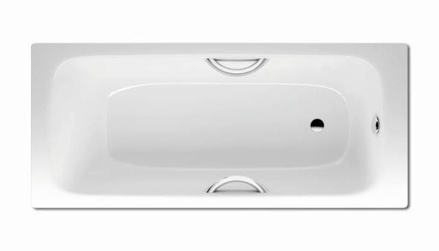 Kaldewei Advantage CAYONO 754 Badewanne Rechteck 160x70x41cm alpinweiß Perl-Effekt 275400013001
