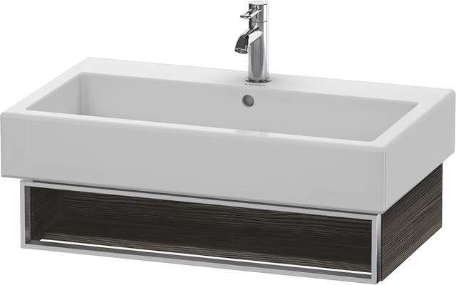 Duravit Vero Waschtischunterschrank wandhängend für 045480 B:75xH:15,5xT:43,1cm 1 Fach pine terra VE600605151