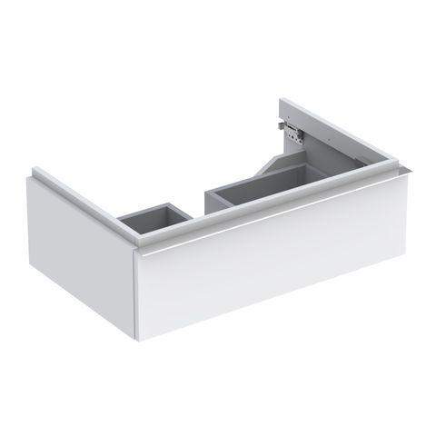 Geberit Keramag iCon Waschtischunterschrank mit 1 Schublade B:740xT:477xH:240mm alpin matt 841275000