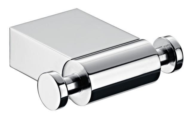 Emco System 2 Doppelhaken 357500100, chrom